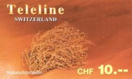*SVIZZERA: TELELINE* - Scheda Usata - Svizzera