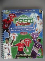 JUST FOOT COLLECTOR 2008 MAGNETS - Deportes