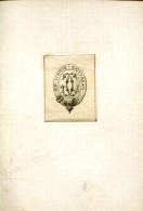 GRLT3 Ex Libris Cottreau - Bookplates