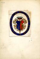 GRLT3 Ex Libris Bibliothèque De Monsieur Jules Du Moulin - Ex-libris