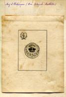 GRLT3 Ex Libris Rose, Blanche, Mathilde D´Elchingen - Ex-libris