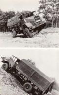 Armée Belge - Camion M.A.N. - 2 Vues - Ausrüstung