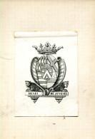 GRLT3 Ex Libris Henri De Juvenel - Ex-libris