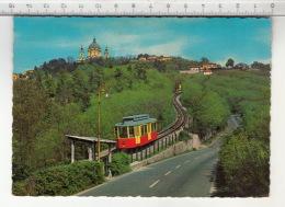 Torino - Il Trenino E La Basilica Di Superga - Treni