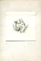 GRLT3 Ex Libris P.Blondin - Bookplates