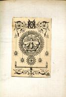 GRLT3 Ex Libris L.Maurice Degeorge Ingénieur E.C.P - Ex-libris