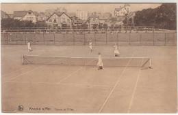 Knokke Aan Zee, Knocke Sur Mer, Tennis Et Villas (pk29357) - Knokke