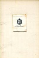 GRLT3 Ex Libris. Henri Chasles - Ex-libris