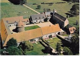 VARENGEVILLE SUR MER - Le Manoir D'Ango - Vue Aérienne - France