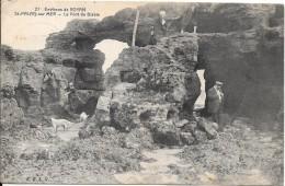 DEPT 17 - SAINT PALAIS SUR MER - Le Pont Du Diable - ENCH1202 - - Royan