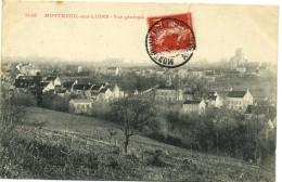 02 - Montreuil  Aux  Lions - Vue Générale  N° 1460 - Other Municipalities
