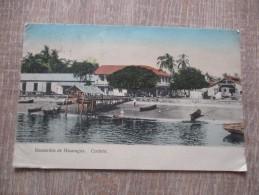 CPA RECUERDO DE NICARAGUA CORINTO - Nicaragua