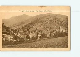 BOUVIERES - Vue Générale Et Mont Angèle - 2 Scans - Ohne Zuordnung