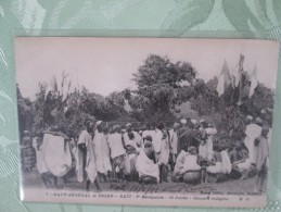 HAUT SENEGAL ET NIGER .  . KATI . 2 IEME SENEGALAIS . 14 JUILLET . CONCERT INDIGENE - Niger