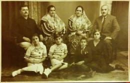 PLOIESTI,FOTO MODERN,PORTRET DE FAMILIE,1935,ROMANIA - Rumania