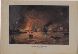 La Chute D'Anvers - Militaria
