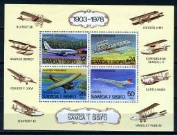 1978 - SAMOA   -  Mi. Nr. Block 15 - NH -  (R-CAT2016505918) - Samoa
