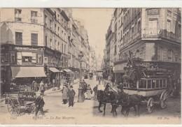 PARIS /  RUE MAZARINE     /////  REF.  AVRIL 16  /  BO .PARIS - District 06
