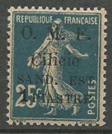 CILICIE  N°  101  NEUF*  TRACE DE  CHARNIERE /  MH / - Cilicia (1919-1921)