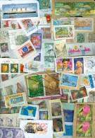 18 Kilo TEMBRES DU MONDE SUR PETIT PAPIER * 18 KILO STAMPS WORLDWIDE ON PAPER - Postzegels