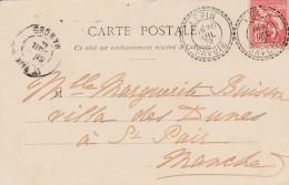 Boitier Facteur Type 1884 - LEPIN ( Savoie ) - 3 Scan