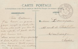Boitier Facteur Type 1884 - BOURG FIDELE  ( Ardennes )- 3 Scan