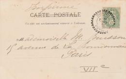 Boitier Facteur Type 1884 - DURTOL ( Puy De Dome )- 3 Scan