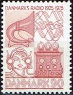 DENMARK  # FROM 1975  STANLEY GIBBONS 597** - Denmark