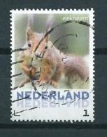 Netherlands Eekhoorn,squirrel Used/gebruikt/oblitere - Periode 1980-... (Beatrix)