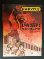 Papyrus - 2 - Imhotep's Transformation - By De Gieter - Livres, BD, Revues