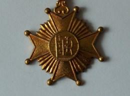MEDAILLE MEDALS Belgique 100 Ans De Service Télégraphiques 1846 - 1946 - Professionnels / De Société