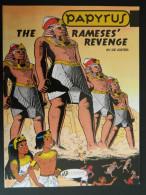 Papyrus - 1 - The Rameses'revenge - By De Gieter - Vertaalde Stripverhalen