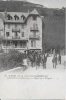 Saint-pierre De Chartreuse - Départ E La Diligence - Francia