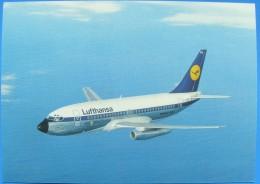 Lufthansa - Boeing B 737 - 1946-....: Moderne