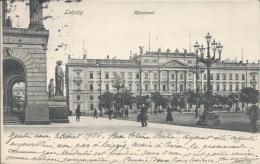 Postcard RA006340 - Germany (Deutschland) Leipzig (Leipsick / Lipsia) - Alemania