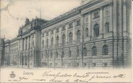 Postcard RA006342 - Germany (Deutschland) Leipzig (Leipsick / Lipsia) - Deutschland