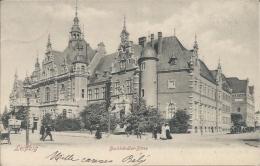 Postcard RA006344 - Germany (Deutschland) Leipzig (Leipsick / Lipsia) - Deutschland