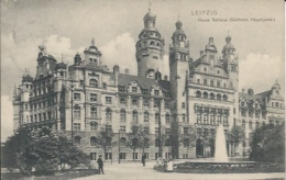 Postcard RA006345 - Germany (Deutschland) Leipzig (Leipsick / Lipsia) - Alemania
