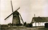 SCHULEN - Herk-de-Stad (Limburg) - Molen/moulin - Maxikaart Van De Galgemolen Op Z´n Vroegere Locatie (thans In Bokrijk) - Herk-de-Stad