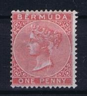 BERMUDA: SG 1  Mi  1 A Not Used (*) SG - Bermuda