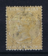 BERMUDA: SG 5  Mi  3 Aa  Used  1883 - Bermuda
