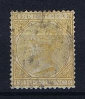 BERMUDA: SG 5  Mi  3 Aa  Used  1883
