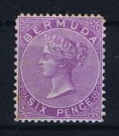 BERMUDA: SG 6  Mi  4 Ab   MH/* Falz/ Charniere  1865  WM CC Dull Purple - Bermuda