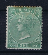 BERMUDA: SG 11  Mi  5 A   MH/* Falz/ Charniere Some Spots - Bermuda