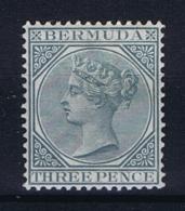 BERMUDA: SG 28  Mi 18 MH/* Falz/ Charniere  1883