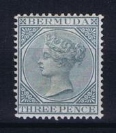 BERMUDA: SG 28  Mi 18 MH/* Falz/ Charniere  1883 - Bermuda