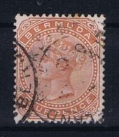 BERMUDA: SG 28a  Mi 24 Used  1904