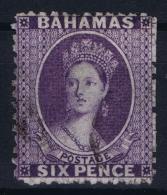 BAHAMAS:  SG 31   Mi 7 Aa Violet     Used - Bahamas (1973-...)