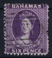 BAHAMAS:  SG 32 Aniline Violet   Mi 7 Aa    Used - Bahamas (1973-...)