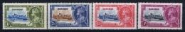 BAHAMAS:  SG 141 - 144 Mi 95 - 98  MH/* Falz/ Charniere  1935 - Bahamas (1973-...)